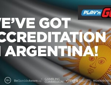 Play'n Go Secures Permit to Operate in Buenos Aires